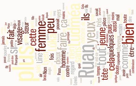 Nuage de mots du T1, par Wordle